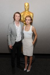 Olivia Cooke - Official Academy Screening of