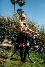 Olivia Holt - Bello Magazine May 2015 Issue