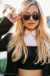 Olivia Holt - Bello Magazine May 2015 Issue