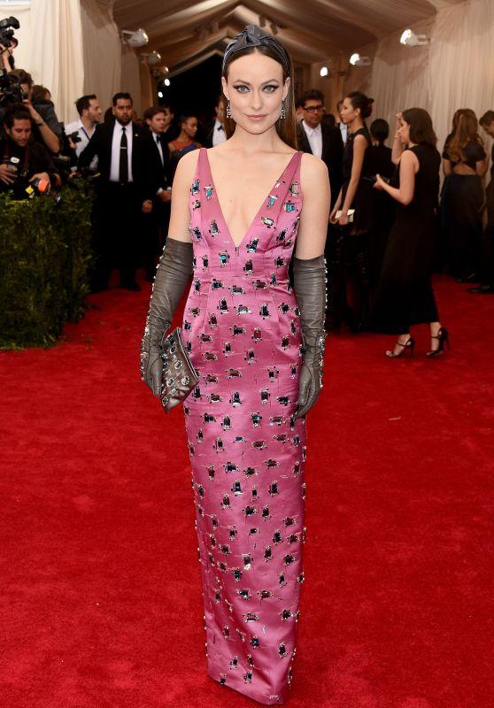 Olivia Wilde – Costume Institute Benefit Gala in New York City, May 2015