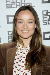 Olivia Wilde - Ghetto Film School Table Read Spring 2015 in New York City