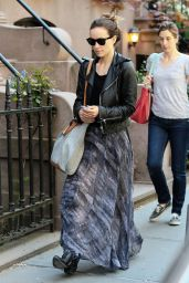 Olivia Wilde - Out in New York City, April 2015