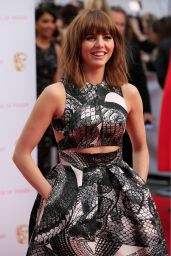 Ophelia Lovibond - 2015 BAFTA Awards in London
