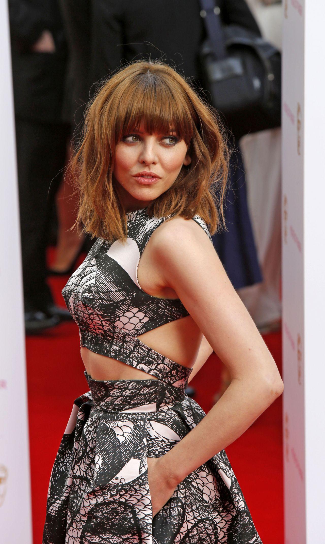 Ophelia Lovibond – 2014 Pre-BAFTA Lancome Party at the Edition Hotel ...