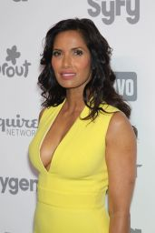 Padma Lakshmi - 2015 NBCUniversal Cable Entertainment Upfront in New York City