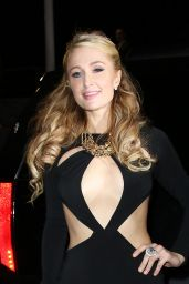 Paris Hilton at Galaxy Yacht - 68th Annual Cannes Film Festival
