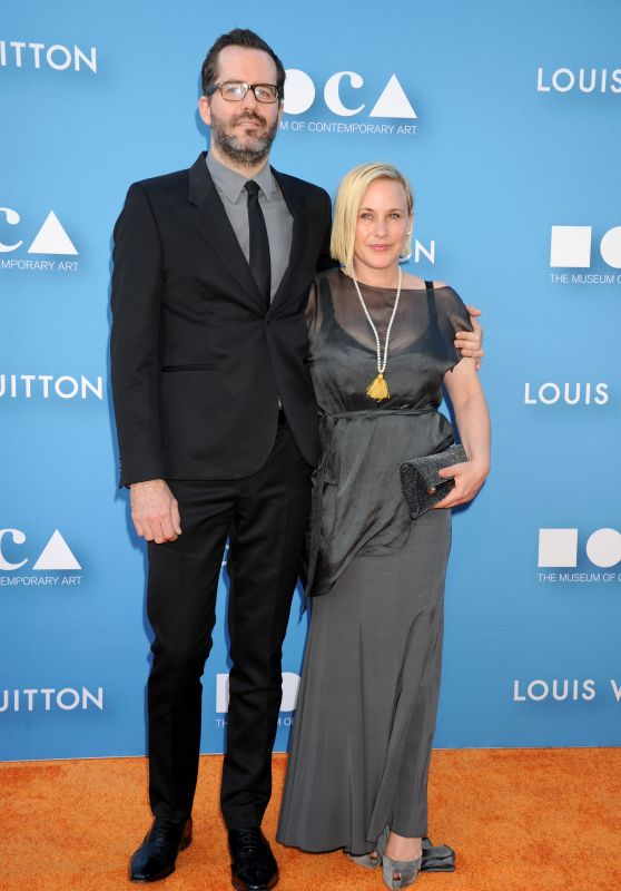 Patricia Arquette – 2015 MOCA Gala in Los Angeles