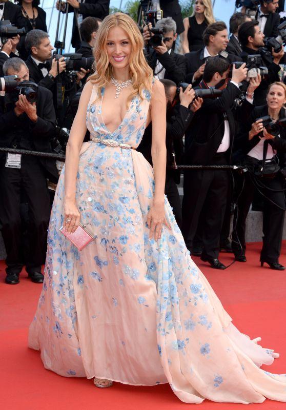 Petra Nemcova - Sicario Premiere at 2015 Cannes Film Festival
