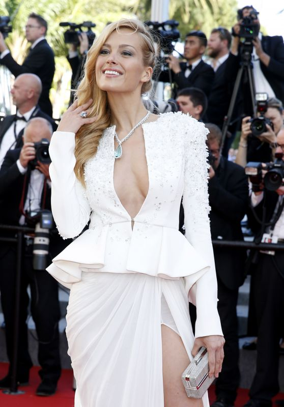 Petra Nemcova – Youth Premiere at 2015 Cannes Film Festival