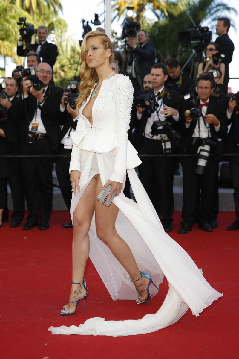 Petra Nemcova Youth Premiere At 2015 Cannes Film Festival