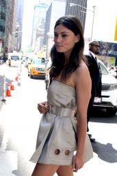 Phoebe Tonkin – The CW Network's 2015 Upfront in New York City