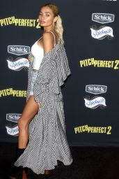 Pia Mia Perez – Pitch Perfect 2 Premiere in Los Angeles