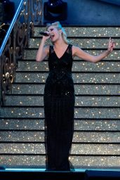 Pixie Lott Performs at 2015 BAFTA Awards in London