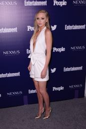 Portia Doubleday – Entertainment Weekly And PEOPLE Celebrate The NY Upfronts, May 2015