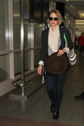 Rachel McAdams at LAX Airport, May 2015