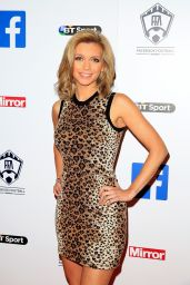 Rachel Riley – 2015 Facebook Football Awards
