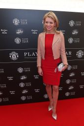 Rachel Riley - 2015 Manchester United Player of the Year Awards