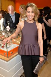Rachel Stevens – Launch of the New Folli Follie Flagship Store in London – May 2015
