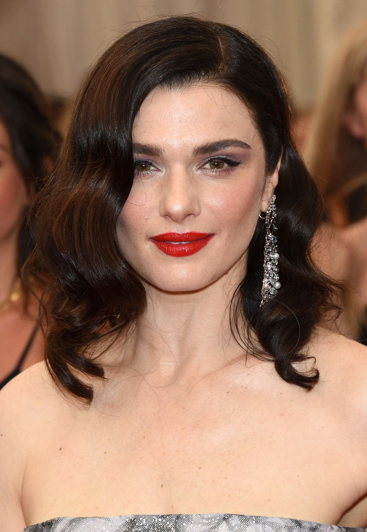 Rachel Weisz 2015 Costume Institute Benefit Gala In New