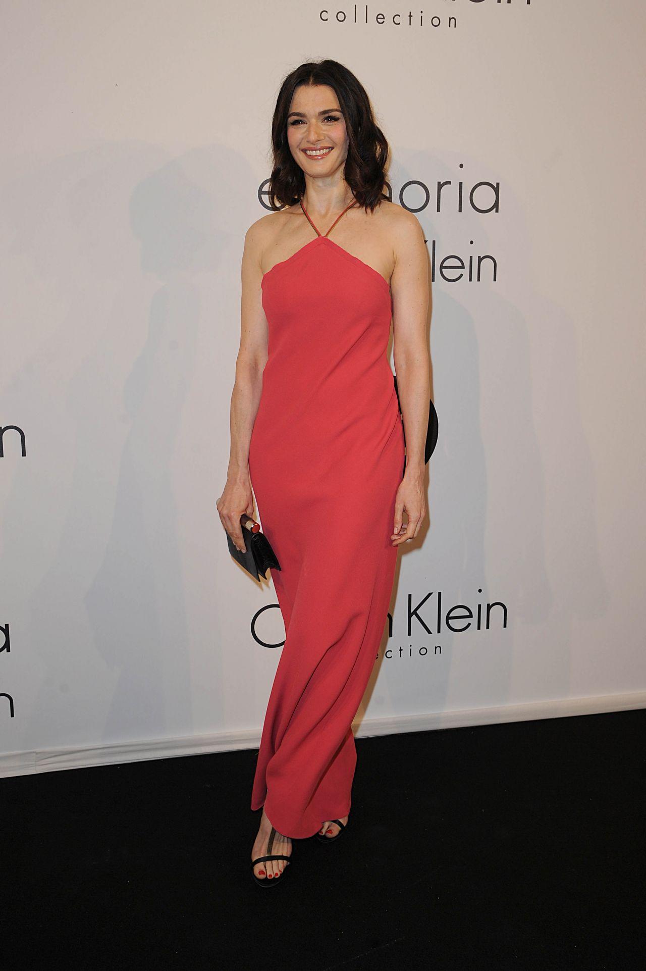 Rachel Weisz – Calvin Klein Party in Cannes, May 2015