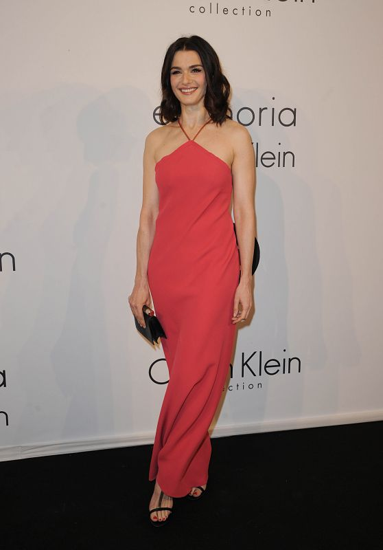 Rachel Weisz – Calvin Klein Party in Cannes, May 2015