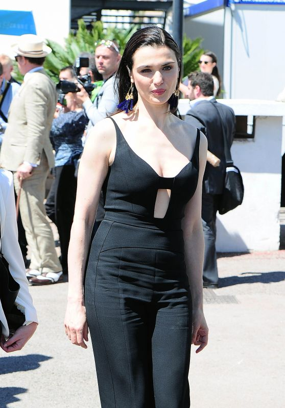 Rachel Weisz Style - Out in Cannes, May 2015