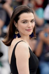 Rachel Weisz - The Lobster Photocall at 2015 Cannes Film Festival