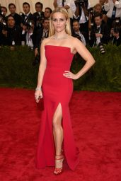 Reese Witherspoon – Costume Institute Benefit Gala in New York City, May 2015