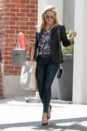 Reese Witherspoon - Leaving Her Office in Beverly Hills, May 2015
