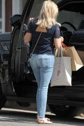 Reese Witherspoon - Out in Brentwood, April 2015