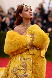 Rihanna – 2015 Costume Institute Benefit Gala in New York City (More Pics)