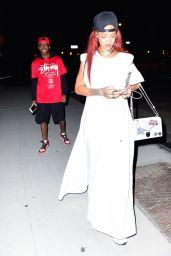 Rihanna Night Out Style - NYC, May 2015
