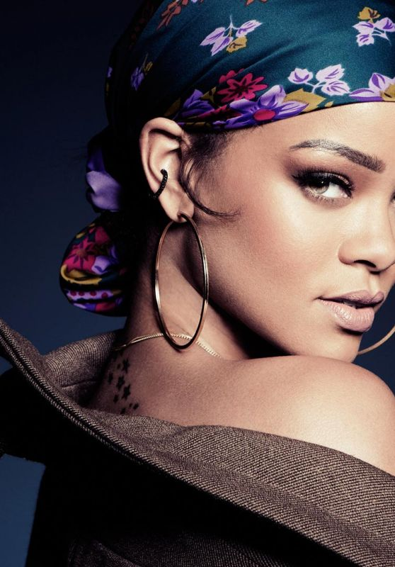 Rihanna - Saturday Night Live Photoshoot - May 2015