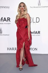 Rita Ora – 2015 amfAR Cinema Against AIDS Gala in Antibes (France)