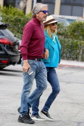 Rosanna Arquette - Out in Malibu, April 2015