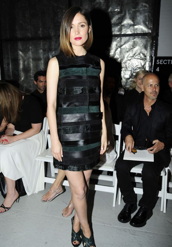 Rose Byrne - 2015 Pratt Institute Fashion Show and Cocktail Benefit in New York City