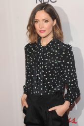 Rose Byrne - Red Nose Day Charity Event in New York City, May 2015