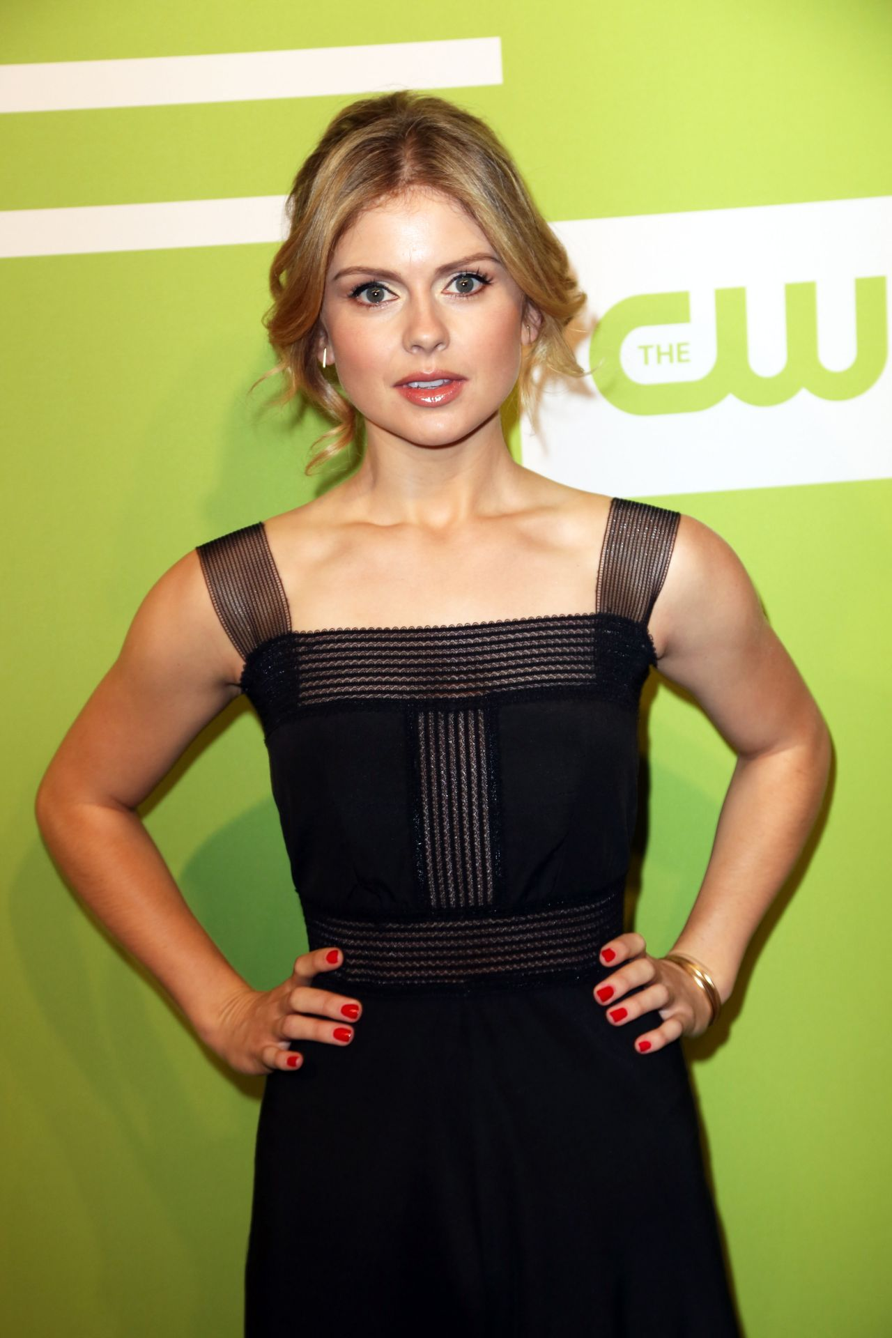 Rose McIver - The CW Networks 2015 Upfront in New York City