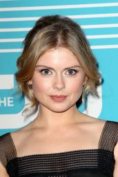 Rose McIver – The CW Network's 2015 Upfront in New York City