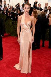Rosie Huntington-Whiteley – 2015 Costume Institute Benefit Gala in New York City