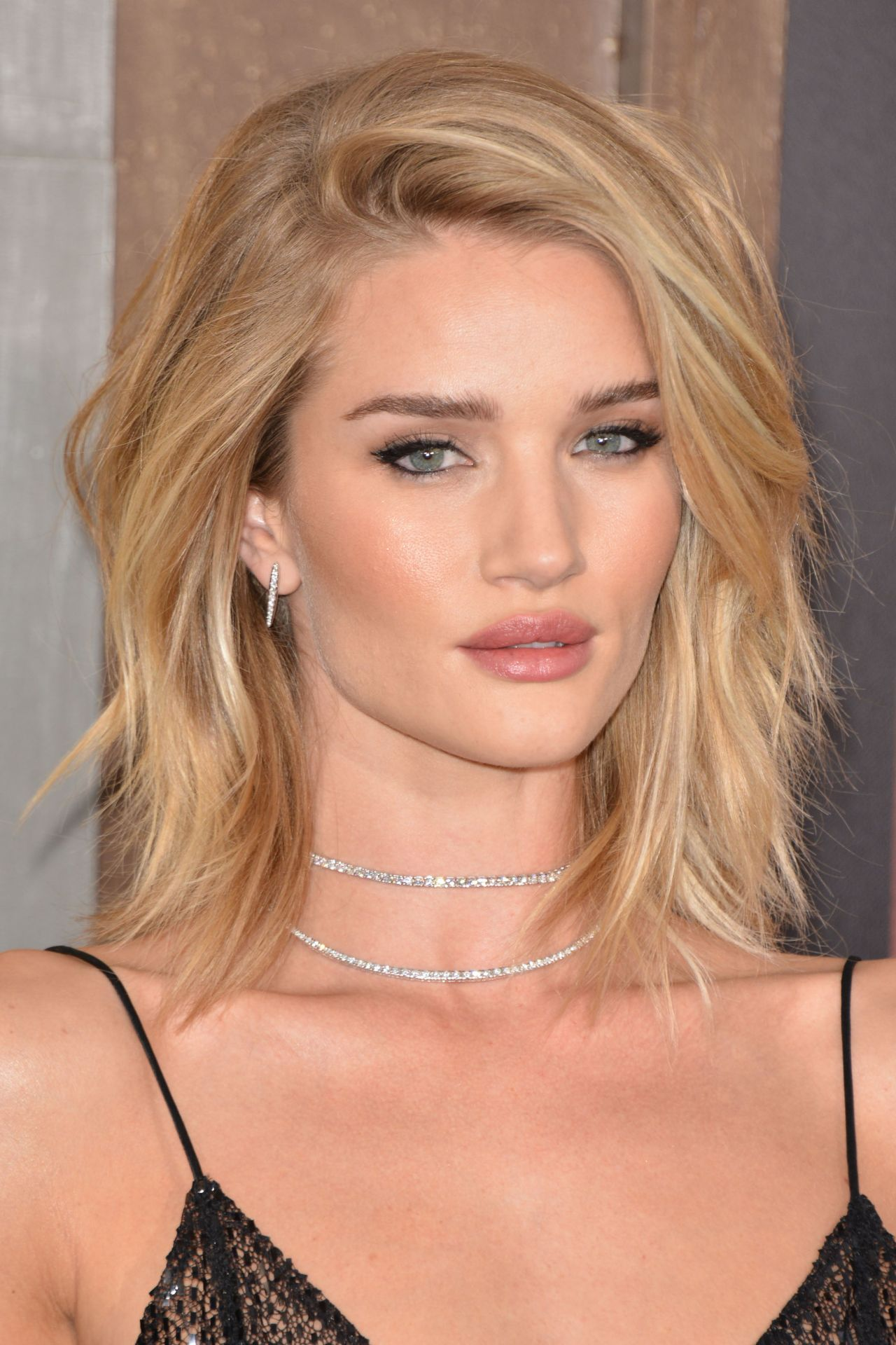 Rosie Huntington Whiteley For Vogue Turkey August 2014: Mad Max: Fury Road Premiere In