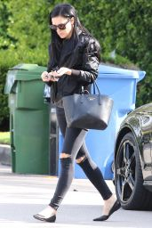 Rumer Willis Casual Style - Out in West Hollywood, May 2015