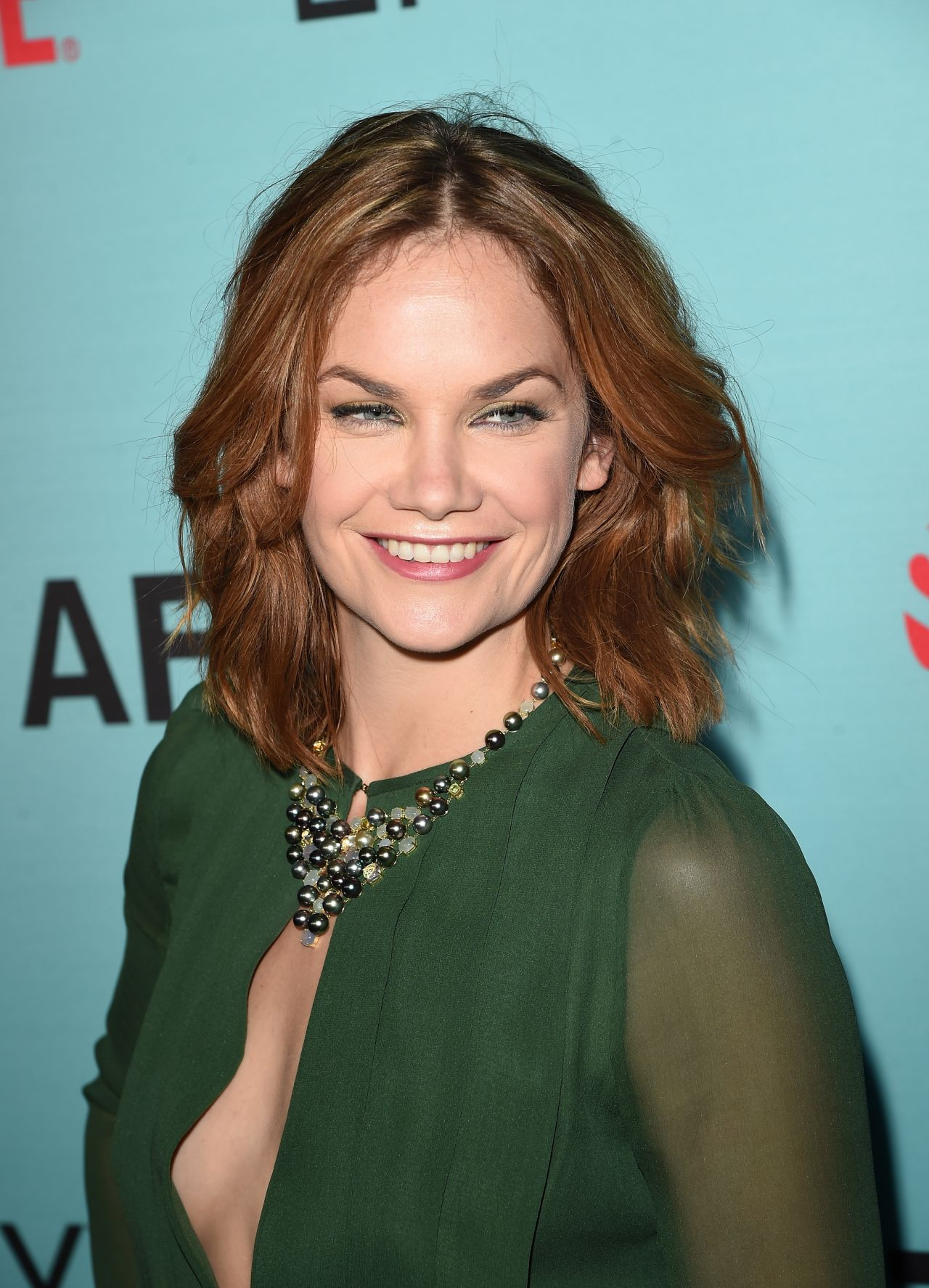 Ruth Wilson: 'The Affair' Screening In Beverly Hills