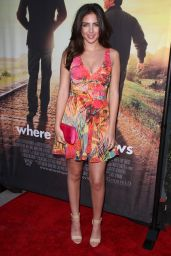 Ryan Newman - Where Hope Grows Premiere in Hollywood