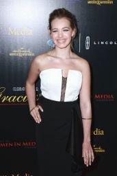 Sadie Calvano - 2015 Gracies Awards in Beverly Hills