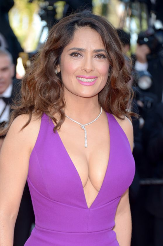 Salma Hayek – Carol Screening at 2015 Cannes Film Festival Salma Hayek