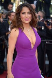 Salma Hayek - Carol Screening at 2015 Cannes Film Festival