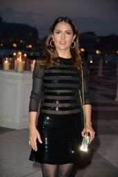 Salma Hayek - Pinault Party at the 56th International Art Exhibition in Venice