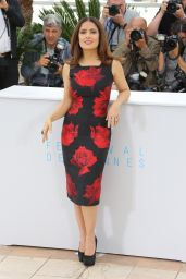 Salma Hayek - Tale of Tales Photocall in Cannes