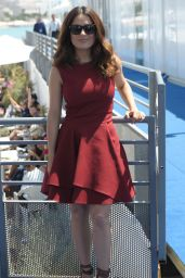 Salma Hayek - The American Pavilion at 2015 Cannes Film Festival